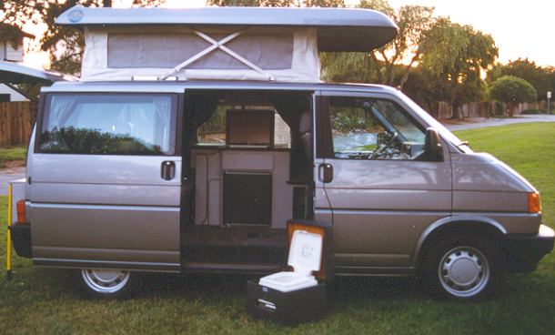 Vw Eurovan Country Homes Campers