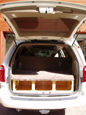 2001 Chrysler Town & Country All Wheel Drive Mini Van SOLD