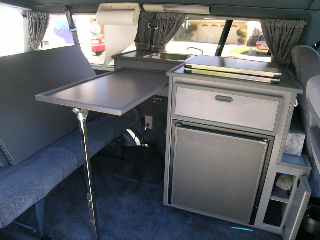 Ford Aerostar Camper Conversion >> Rare 1995 Ford Aerostar XL SOLD - Country Homes Campers