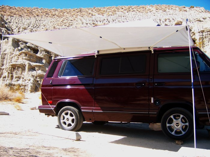 SHADY BOY Camper Awning Installation Guide - Country Homes