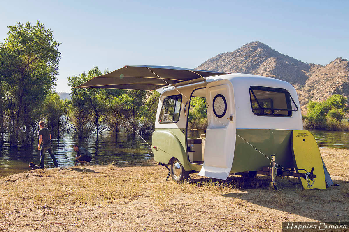 52 Happiercamperlakedog Country Homes Campers
