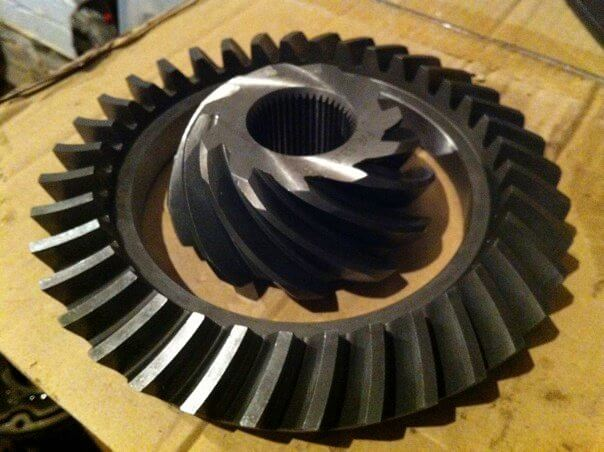 3.08, 3.27, 3.73 VW Ring & Pinion for Water-Cooled Automatic Vanagon