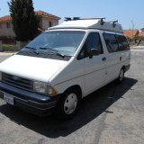 1992 Ford Camper SOLD