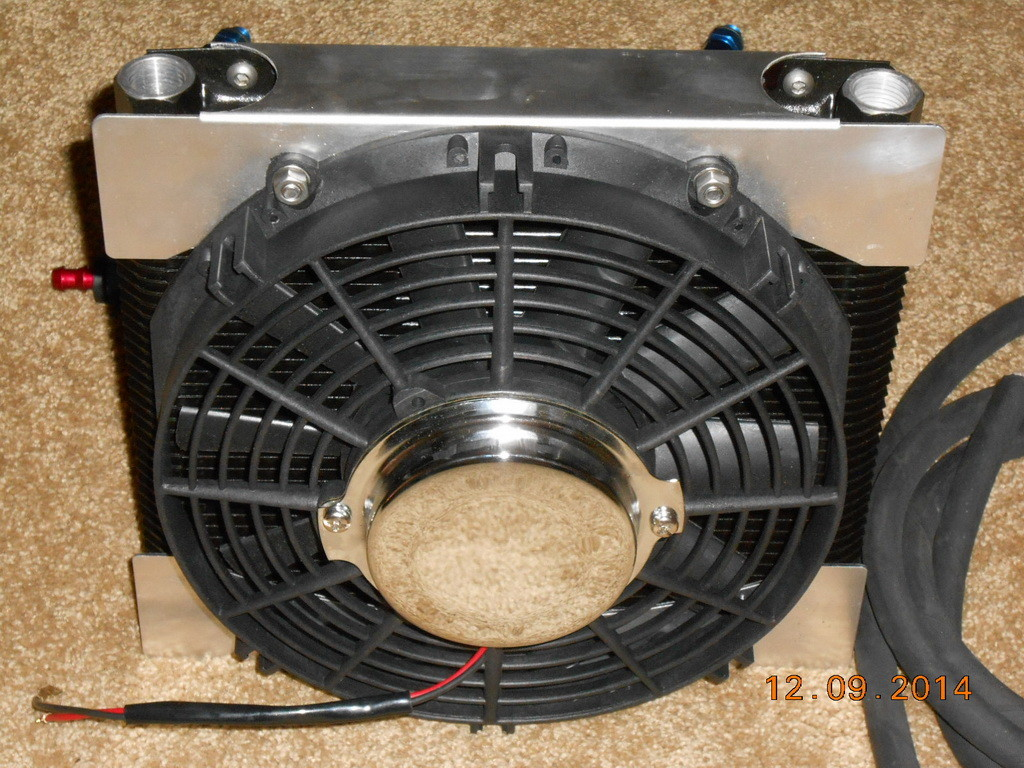 superflier automatic transmission cooler