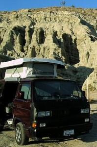 Redrock Camper