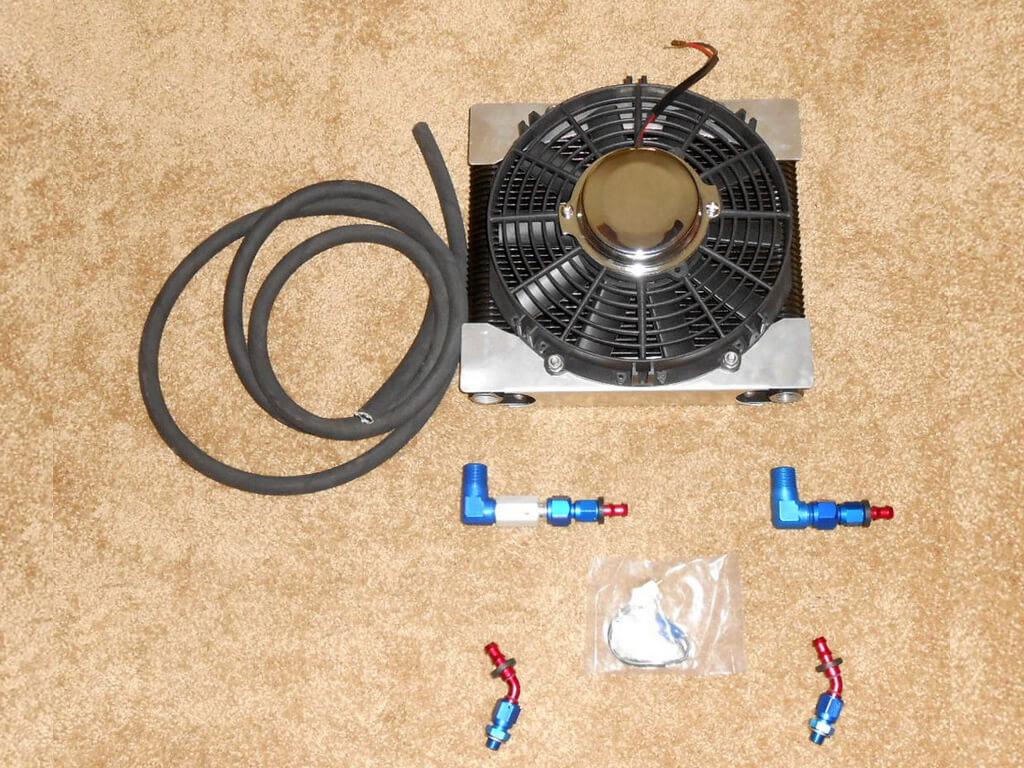 Super Flier Transmission Cooler Kit