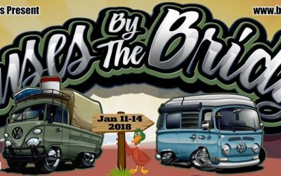 Visit CHC at Buses by the Bridge XXII in 2018