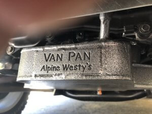 Subaru Vanagon Oil Pan
