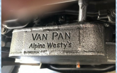 Subaru Vanagon Oil Pan