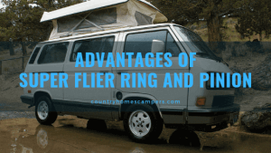 Advantages of Super Flier Ring and Pinion