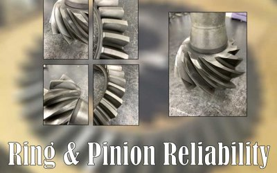 Ring and Pinion Reliability