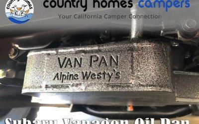 Subaru Vanagon Oil Pans