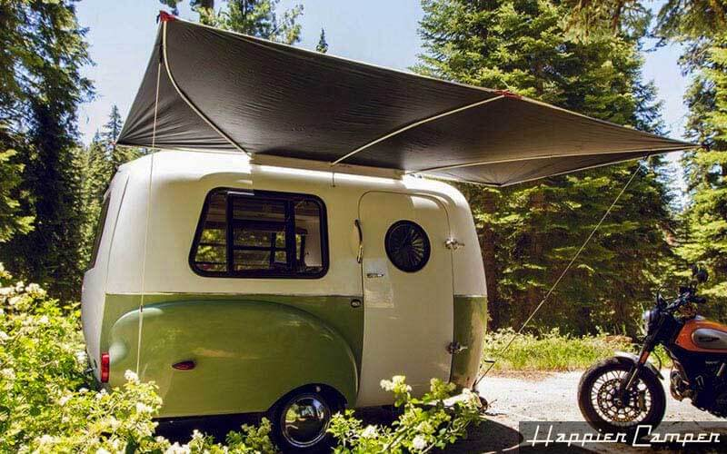 Country Homes Campers - Shady Boy Awning Price Update - Camper Van with Shady Boy